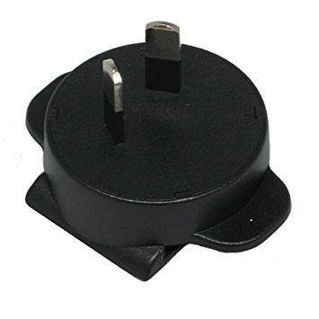 (Blackberry Australia International Adapter Clip Plug for Blackberry AC Chargers that use Adapter Clips)