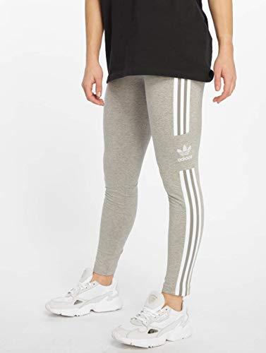Adidas Leggings Chiné Gris W Trefoil rwYqzSr