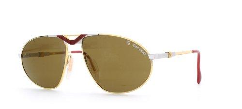 Zeiss 9929 4010 Gold Certified Vintage Aviator Sunglasses For - Aviator Zeiss Sunglasses