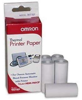 Amazon.com: Omron Hem 705 CP Auto Inflate Blood Pressure ...