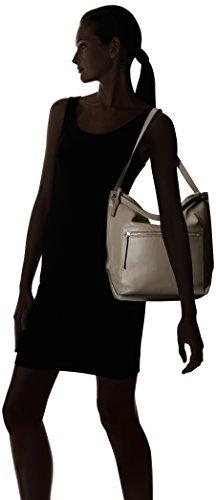 Hobo Borse Grigio moon Spalla Rock Ecco Donna A Bag Sculptured 58q0C