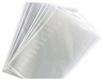 Pvc Shrink Bags (100GA Flat Shrink Bag. PVC Shrink film. 16