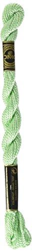 DMC 115 3-955 Pearl Cotton Thread, Light Nile Green