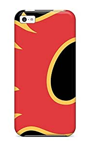 First-class Case Cover For Iphone 6 plus (5.5) Dual Protection Cover Calgary Flames (3)