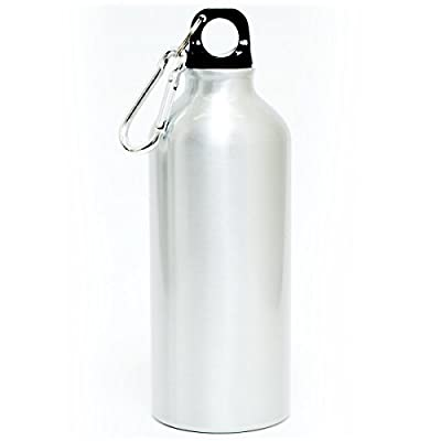 500 mL ( 16.9 fluid ounce ) Aluminum Sports Water Bottle
