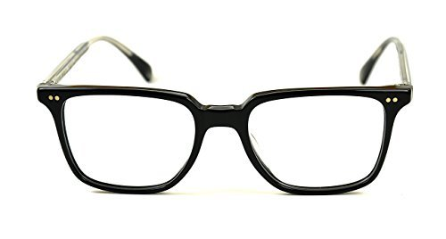 Oliver peoples OPLL eyeglasses Black size 51 - Glasses Peoples Oliver Case