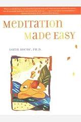 Meditation Made Easy Kindle Edition