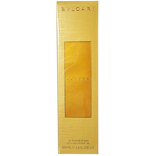 - Bvlgari Goldea Bath and Shower Gel, 6.8 Ounce