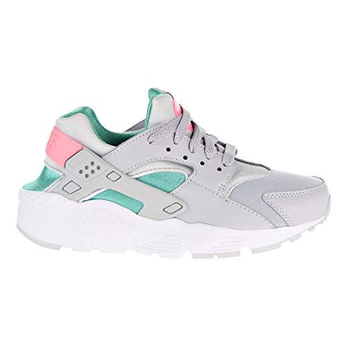 Grey Nike Run Wolf Huarache textile Youth Synthetic Formateurs Gs 8Er8qp