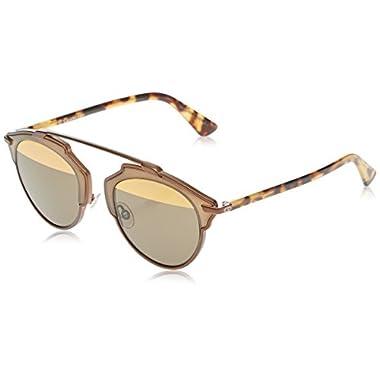 Christian Dior Womens Unisex So Real Sunglasses ab3ddb387089