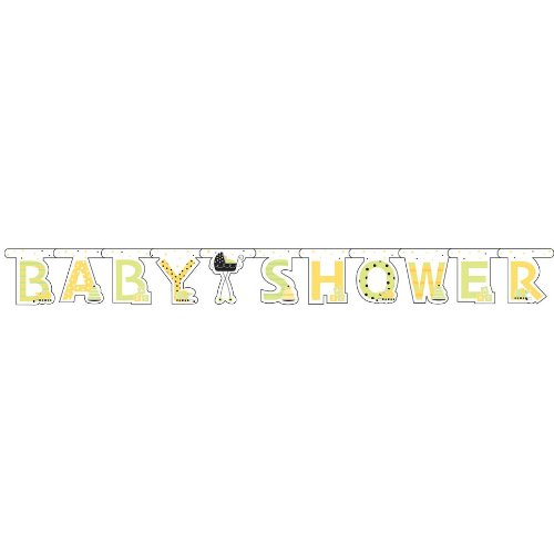 UPC 073525769752, 1 X Stroller Fun Baby Shower Large Jointed Banner