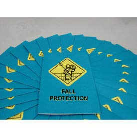 Fall Protection Booklets (B000FAL0EM)
