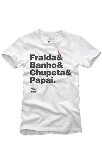 Camiseta Fralda
