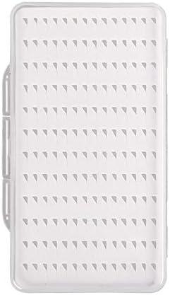 Fantasyworld Fliegenfischen Box Angeln Box Angeln Box Fliegen Box 2019 Neue super einfach zu bedienende Box wert den Kauf der Box ist super langlebig-transparent-gro/ß