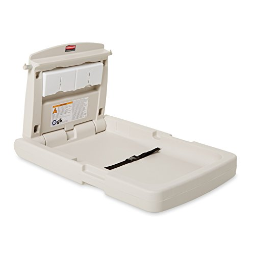 - Rubbermaid Commercial Vertical Baby Changing Station, 23