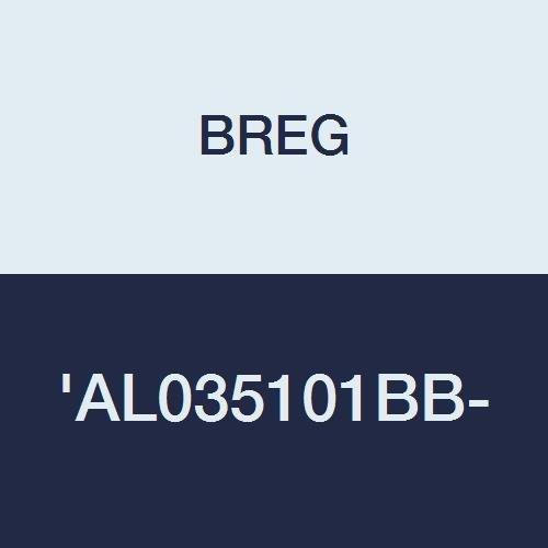 Left XS Inventory Management Services BREG AL035101BB- Hi-Top Ptb with Cuff BISS /'AL035101BB