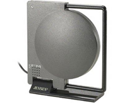 Jensen FM45 Am/FM Amplified Antena compacta para Interiores ...