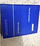 1974 1975 1976 1977 1978 1979 FIAT 131 Mirafiori Service Shop Repair Manual OEM