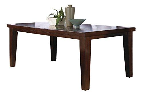 Crown Mark Bardstown Dining Table, Brown