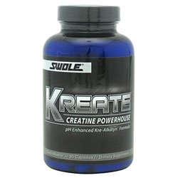 Swole Sports Nutrition - Kreate Anabolic Creatine Powerhouse - 90 Capsules