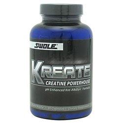 Swole Sports Nutrition - Kreate Anabolic Creatine Powerhouse - 90 Capsules