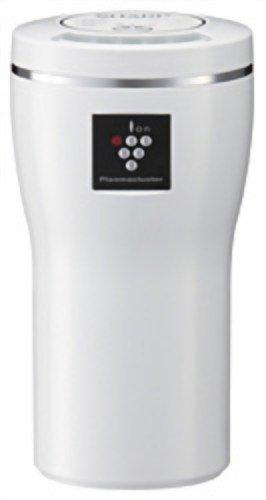 SHARP Plasmacluster Air Ionizer IG-CC15 W White | for Car (Japan Import)