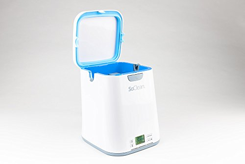 SoClean CPAP Cleaner and Sanitizer (Adapters Sold Separately)