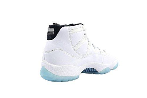 Size: 500 × 333 in Nike Air Jordan 11 Retro Columbia Legend Blue Leather  Sneaker