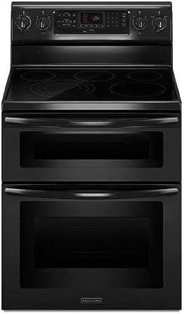 Amazon.com: Kitchenaid KERS505XBL 30-Inch, 5-Element ...