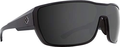 SPY Optic Tron 2 Black - HD Plus Bronze Polar with Black Spectra ()