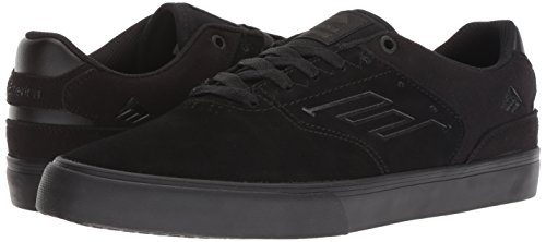 Vulc Da Reynolds Skateboard Emerica Black raw Uomo Low The Scarpe twqXffnvRx