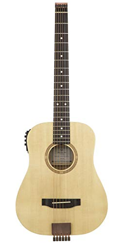 Traveler Guitar 6 String Traveler Acoustic AG-105E (Spruce Top), Right
