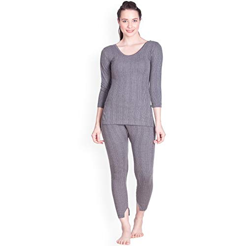 Lux Inferno Ladies 3/4 Thermal Top and Lower Set (B07ZB4PG2X) Amazon Price History, Amazon Price Tracker