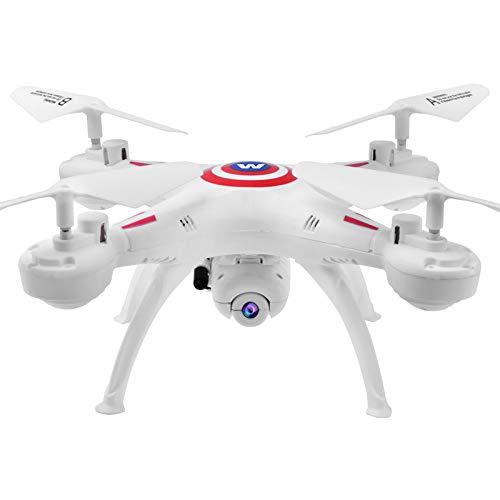 LCZHP Mini Drone para niños, RC Airplane Quadcopter Drone Cámara ...