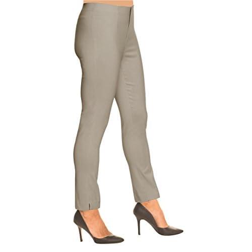 1711fdfb9dde9 durable modeling Lior Paris SASHA Essential Slim Fit Ankle Pant ...