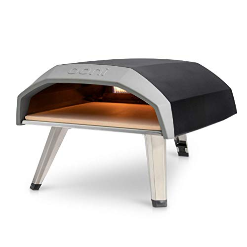 Gas Oven Temperature - Ooni Koda | Outdoor Pizza Oven | Gas-Powered | Super Compact and Portable