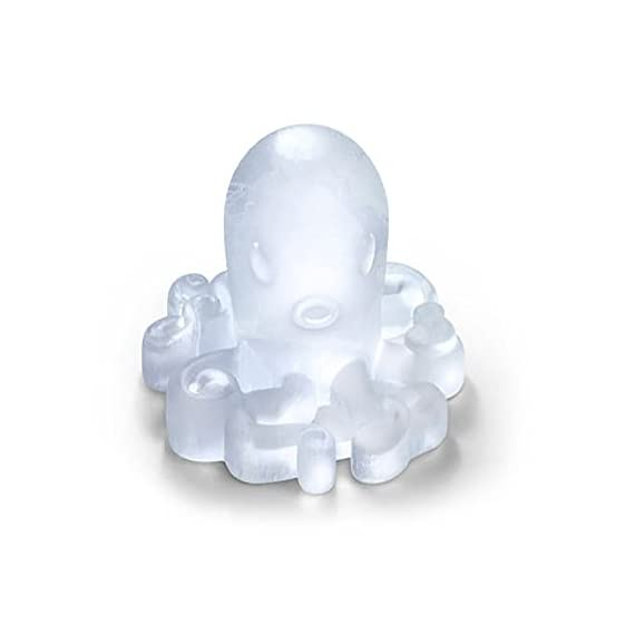 3D Ice Ball Mold for Whiskey Octopus Shape 4 Grid Ice Cube Tray Bar Party Cocktail for Ice Cream DIY Mould Pudding Jelly Mold Tray Home DIY Cocktail Gessppo 3 ❤️❤️ Material: Silicone ------Color: blue------ Size: Approx. 13*13*3.9cm/ 5.12x5.12x1.54inch------ Preference temperature: -60℃~+230℃ ❤️❤️12 Cup Silicone Muffin - Cupcake Baking Pan / Non - Stick Silicone Mold / Dishwasher - Microwave Safe; 2Packs Silicone Mini Muffin Pan, Silicone Molds for Muffin Tins, Cupcake Baking Pan (Red);Ware Platinum Collection Heritage Bundt Pan ❤️❤️Reusable Silicone Baking Cups, Pack of 12; Silicone Cake Mold Magic Bake Snake-DIY Baking Mould Tool Design Your Pastry Dessert with Any Pan Shape, 4 PCS/lot Nonstick Flexible Reusable Easy to Use and Wash, Perfect Gift Idea for Your Love