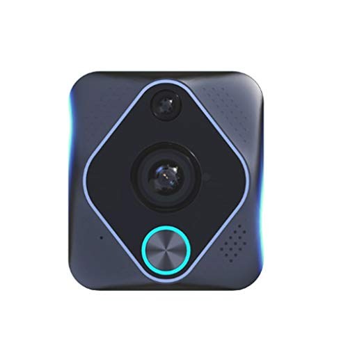 Foncircle Door Bell White X6 Wireless WIFI Video Intercom Night Vision Visual Door Phone Door Bell Camera
