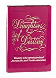 Daughters of Destiny, Devora Rubin, 0899064957