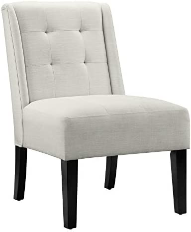 Amazon Basics Modern Tufted Accent Chair