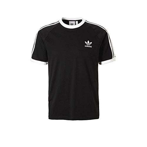 shirt T Black stripes Adidas Tee Homme 3 aq6qI8