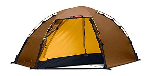Hilleberg Soulo 1 Person Mountaineering Tent, Sand-Colored Fly