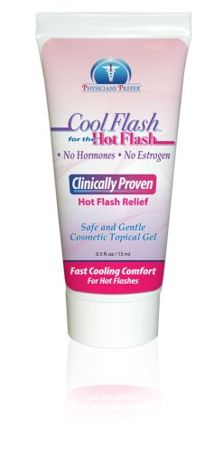 Physicians Prefer Cool Flash For The Hot Flash, 0.5-Ounce Tube