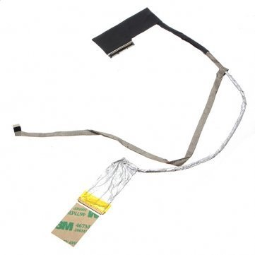 NEW LCD Flex Video Cable for Hp Pavilion G4 G4-1000 P/n:dd0r12lc030 Dd0r12lc000 (Hp Pavilion G4 Replacement Screen)