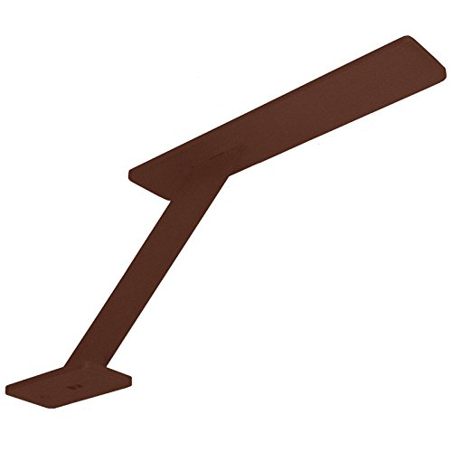 Enterprise 6'' Counter Mounted Support (Bronze) by Federal Brace