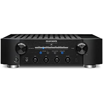 Yamaha A Ssl  Channel Integrated Amplifier Silver