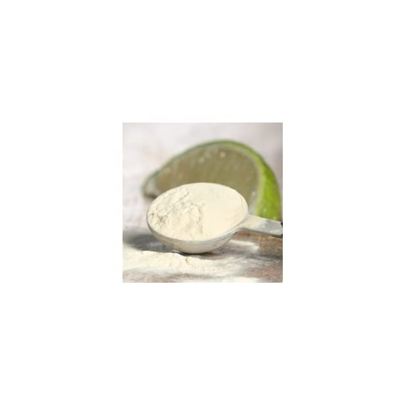 Lime Juice Powder - Spray Dried & Unsweetened Lime Juice - Reconstitute Ratio 1:2 - ING: Organic Powder, 12 oz 2 100% Natural Lime Juice with Lime Oils Great source of Anti-Oxidants Helps improve immune and blood system function