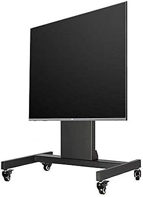 Soporte de la TV TV Stand - Mesa de TV for 32-65 Pulgadas LCD televisores LED-TV del Soporte del Montaje for el hogar Montaje de la TV Soportes (Color : Black, Size :