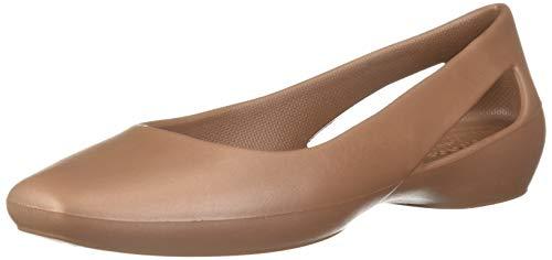 crocs Women's Sloane Flat W Slipper