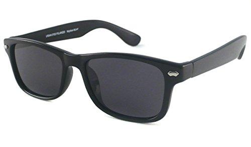 UrbanSpecs Sunglasses - Classics - Frame: Black Lens: - Sunglasses Urbanspecs